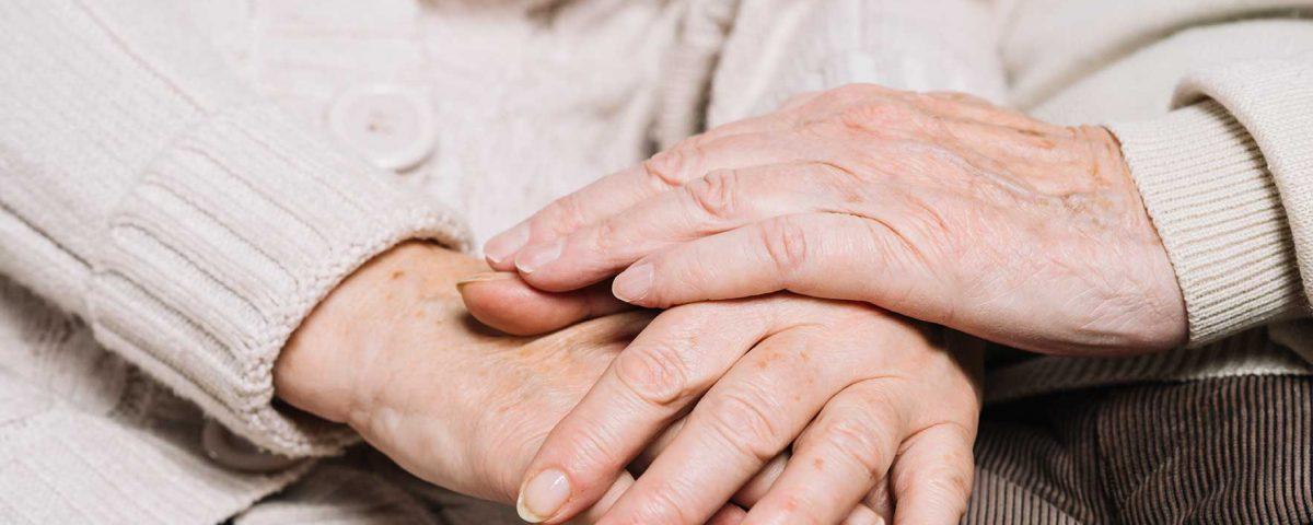 behavioral changes in elderly